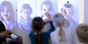 "Family day ""Digitale Abstraktionen"", 2016"